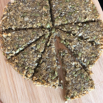 Seedy Quinoa Bars